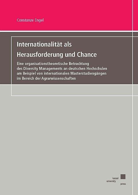 Cover-Bild Internationalität als Herausforderung und Chance