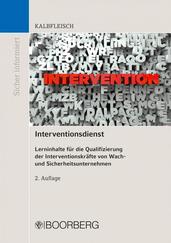 Cover-Bild Interventionsdienst