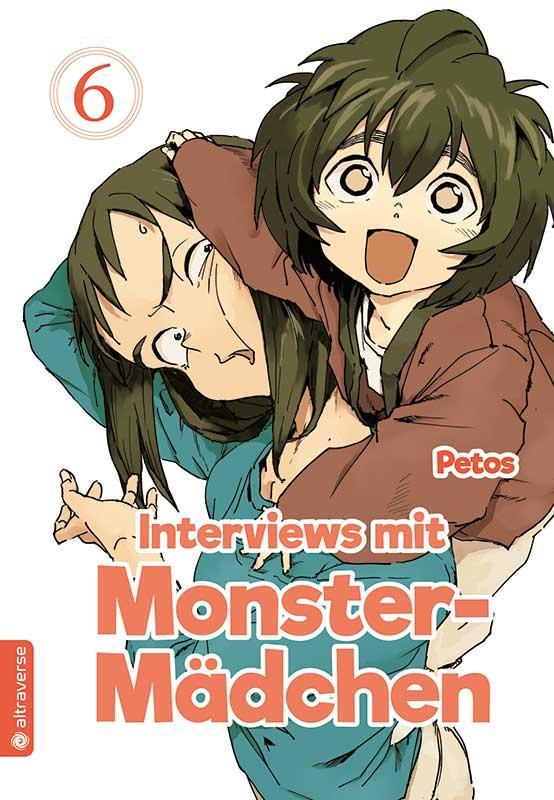 Cover-Bild Interviews mit Monster-Mädchen 06
