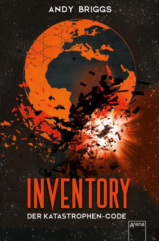 Cover-Bild Inventory (3). Der Katastrophen-Code