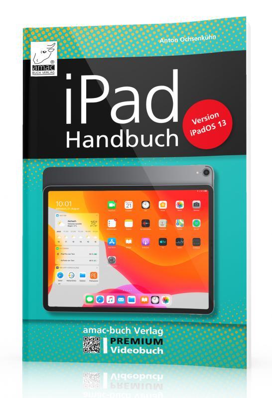 Cover-Bild iPad Handbuch