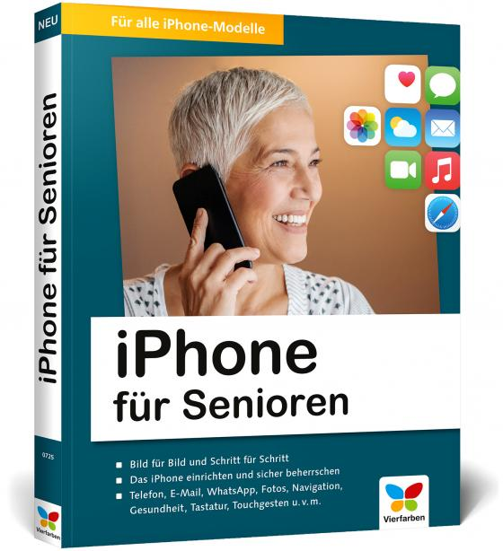 Cover-Bild iPhone für Senioren