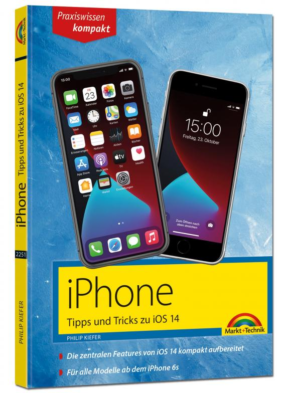 Cover-Bild iPhone Tipps und Tricks zu iOS 14 - zu allen aktuellen iPhone 12 Modellen bis iPhone 7 - komplett in Farbe