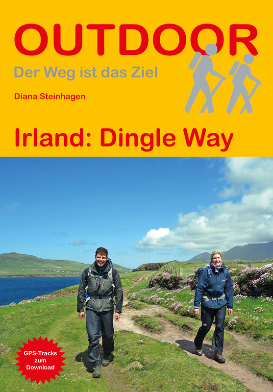 Cover-Bild Irland: Dingle Way