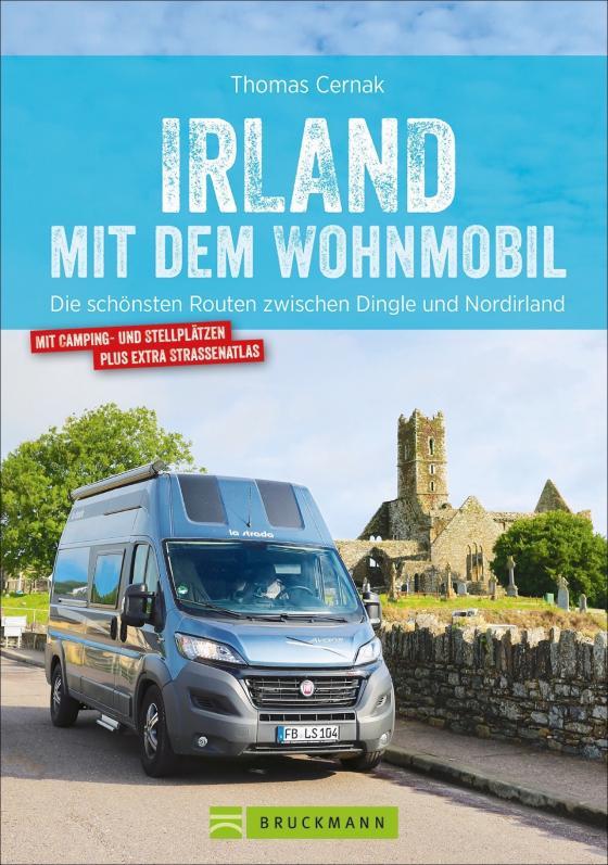 Cover-Bild Irland mit dem Wohnmobil