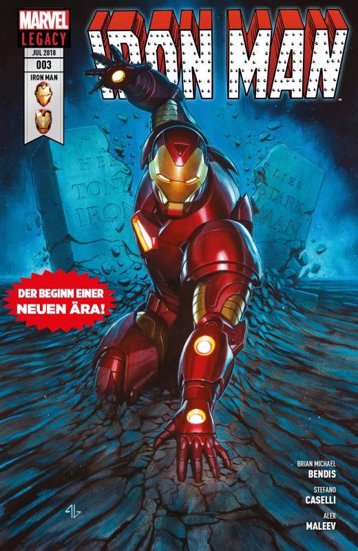 Cover-Bild Iron Man