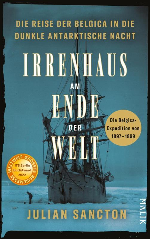 Cover-Bild Irrenhaus am Ende der Welt