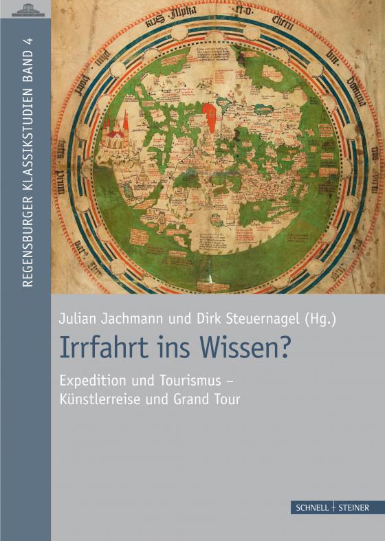 Cover-Bild Irrfahrt ins Wissen?