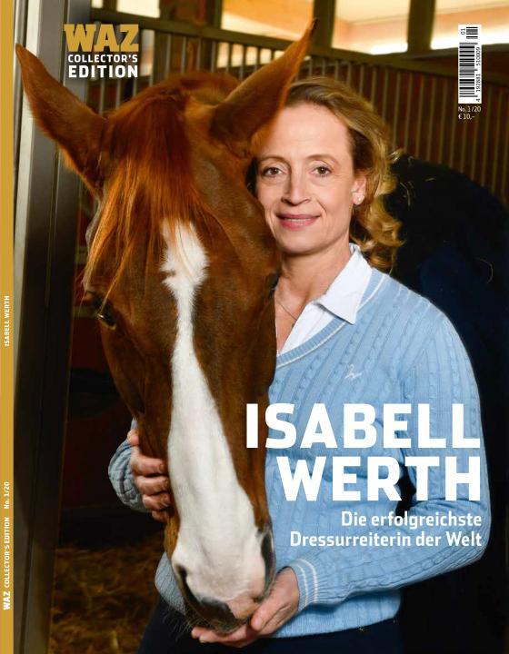Cover-Bild Isabell Werth
