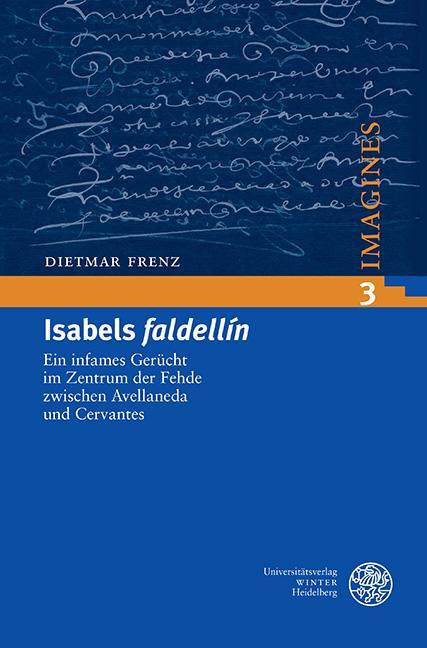 Cover-Bild Isabels 'faldellín'