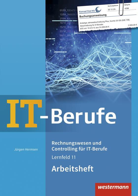 Cover-Bild IT-Berufe