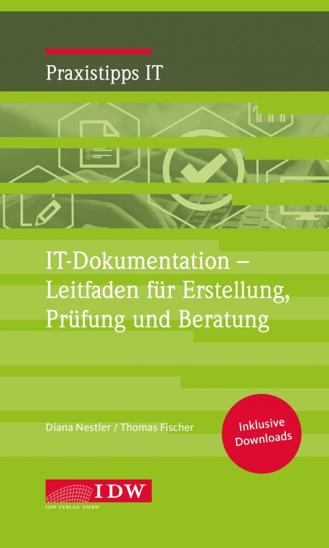Cover-Bild IT-Dokumentation - Leitfaden für Erstellung, Prüfung und Beratung