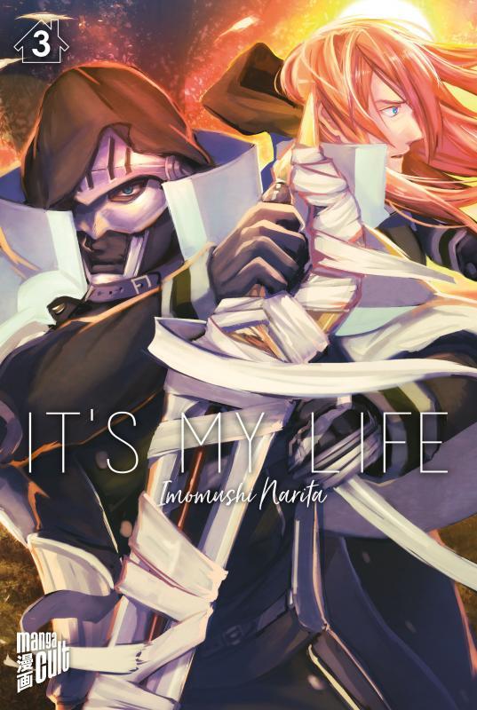 Cover-Bild It's my Life 3