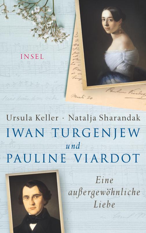 Cover-Bild Iwan Turgenjew und Pauline Viardot