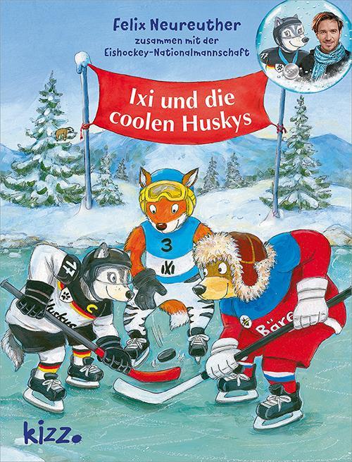 Cover-Bild Ixi und die coolen Huskys