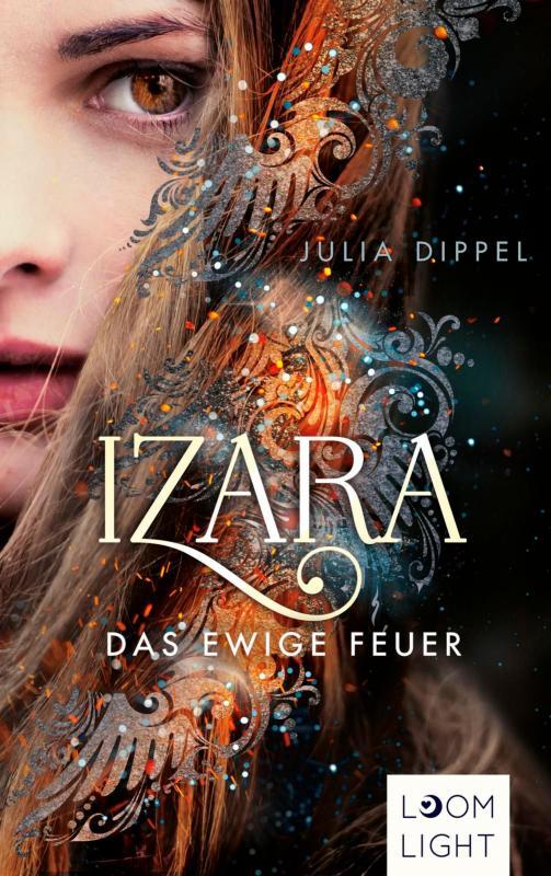 Cover-Bild Izara 1: Das ewige Feuer