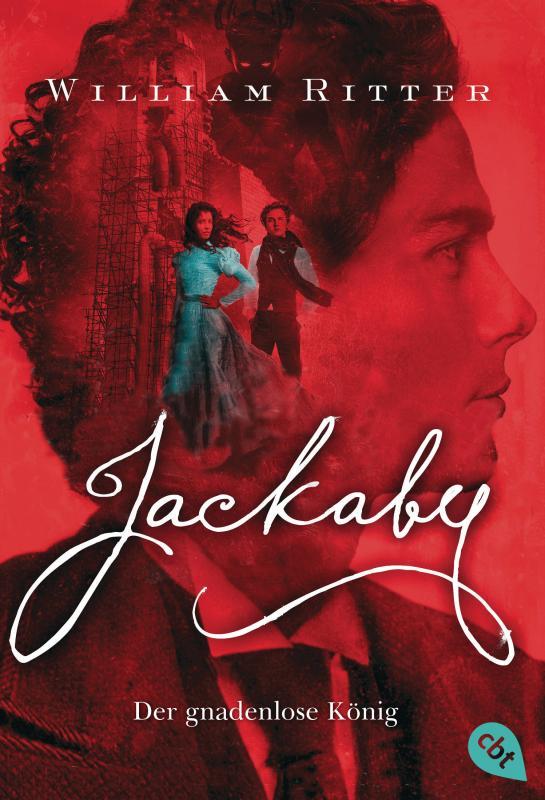 Cover-Bild JACKABY - Der gnadenlose König