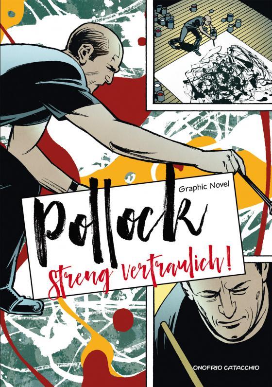 Cover-Bild Jackson Pollock – Streng vertraulich!