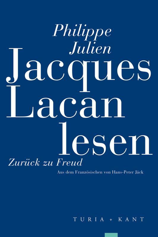 Cover-Bild Jacques Lacan lesen