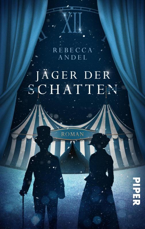 Cover-Bild Jäger der Schatten