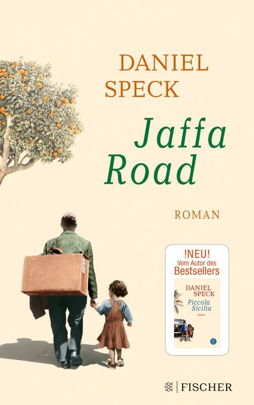 Cover-Bild Jaffa Road