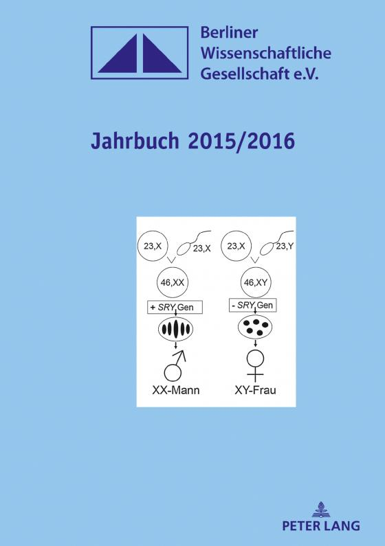 Cover-Bild Jahrbuch 2015/2016