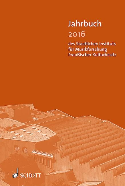 Cover-Bild Jahrbuch 2016