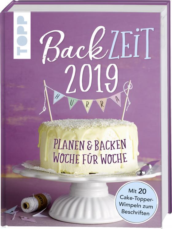 Cover-Bild Jahrbuch BackZeit 2019