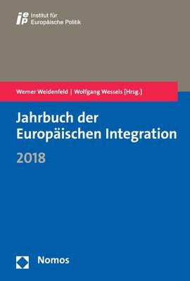 Cover-Bild Jahrbuch der Europäischen Integration 2018