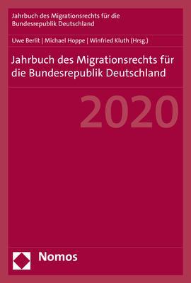 Cover-Bild Jahrbuch des Migrationsrechts für die Bundesrepublik Deutschland 2020