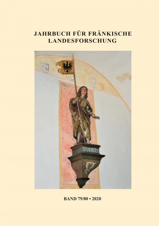 Cover-Bild Jahrbuch für fränkische Landesforschung
