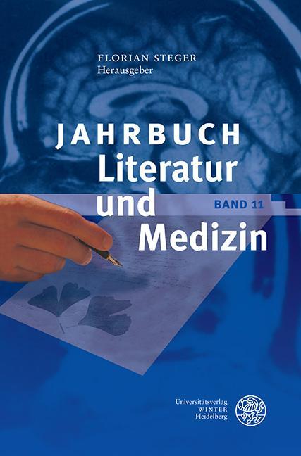 Cover-Bild Jahrbuch Literatur und Medizin