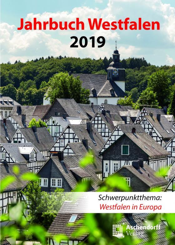 Cover-Bild Jahrbuch Westfalen / Jahrbuch Westfalen 2019