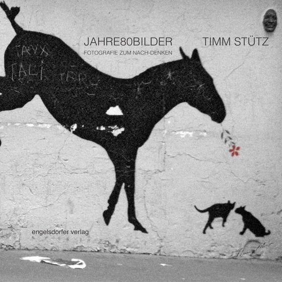 Cover-Bild JAHRE80BILDER, Fotografie zum Nach-Denken