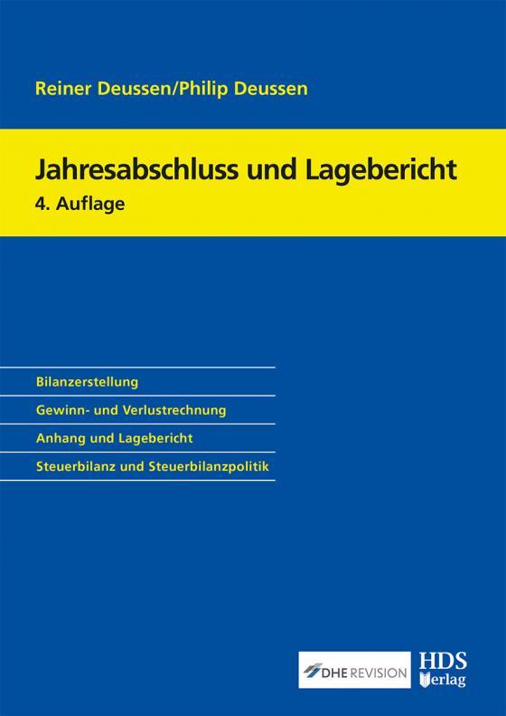 Cover-Bild Jahresabschluss und Lagebericht