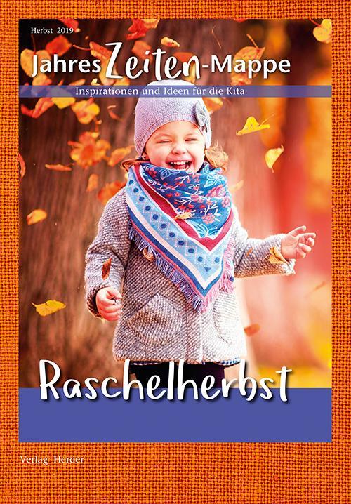 Cover-Bild JahresZeiten-Mappe Raschelherbst