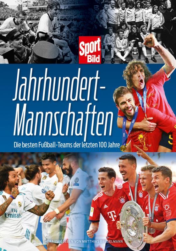 Cover-Bild Jahrhundertmannschaften