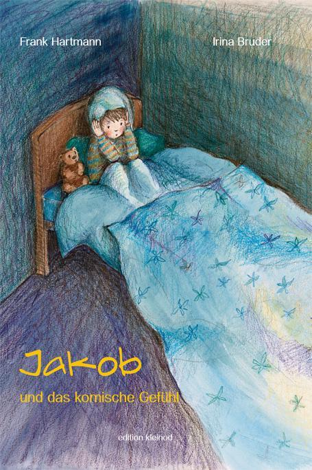 Cover-Bild Jakob und das komische Gefühl