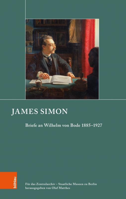 Cover-Bild James Simon