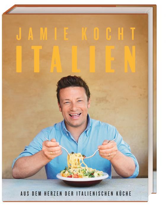 Cover-Bild Jamie kocht Italien