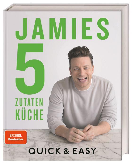 Cover-Bild Jamies 5-Zutaten-Küche