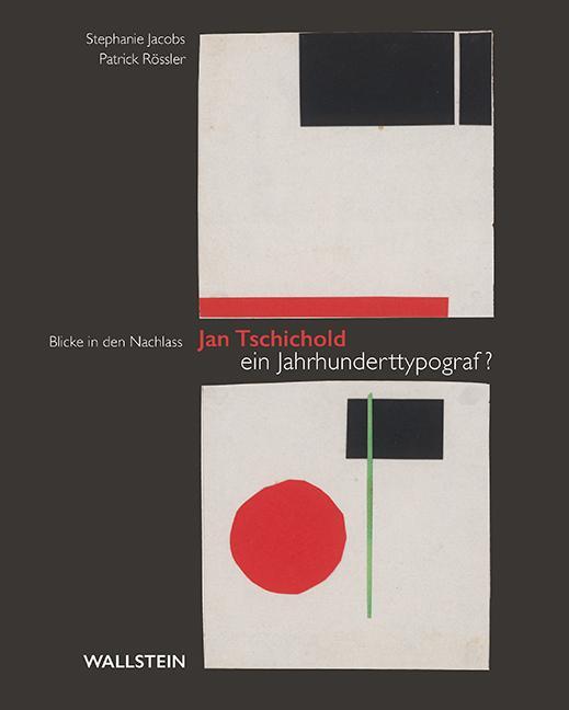 Cover-Bild Jan Tschichold - ein Jahrhunderttypograf?