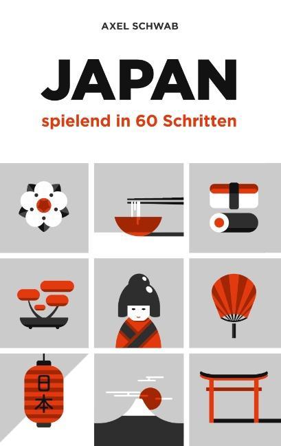 Cover-Bild Japan spielend in 60 Schritten