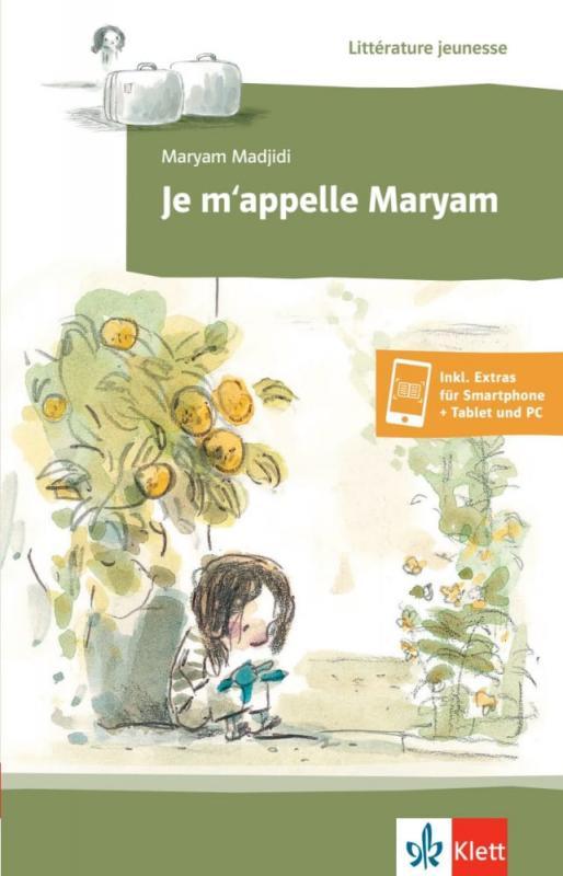 Cover-Bild Je m'appelle Maryam