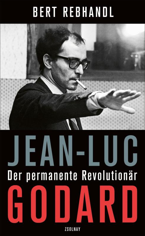 Cover-Bild Jean-Luc Godard