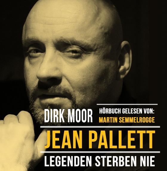 Cover-Bild Jean Pallett - Legenden sterben nie
