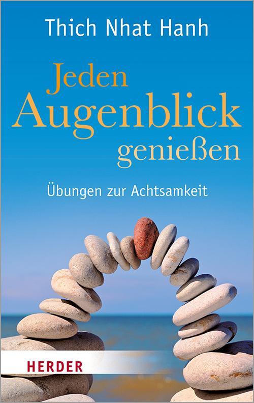 Cover-Bild Jeden Augenblick genießen
