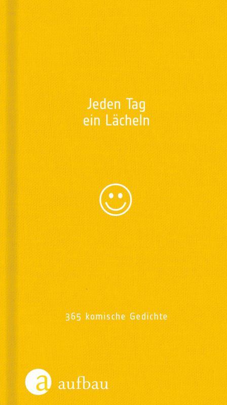 Cover-Bild Jeden Tag ein Lächeln