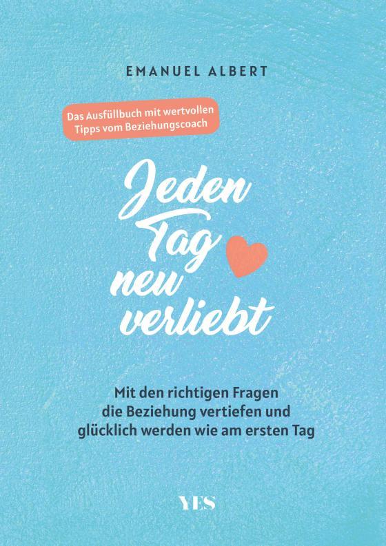 Cover-Bild Jeden Tag neu verliebt