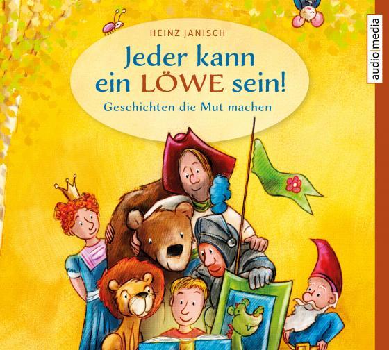 Cover-Bild Jeder kann ein Löwe sein!